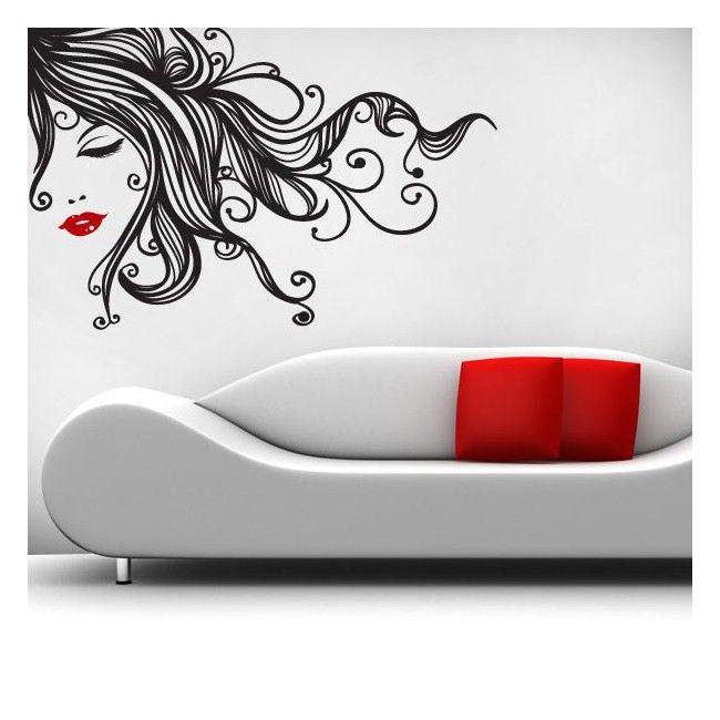 vinilos-decorativos-paredes- DECORACIÓN DE PAREDES Pinterest