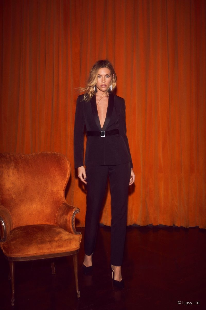 7eaf9fa6198 Abbey Clancy Turns Up the Glam Factor with Lipsy London | Fashion ...