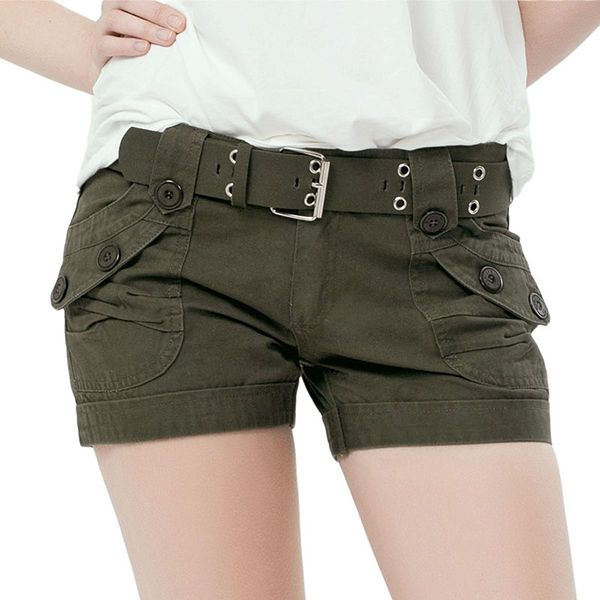 Women's Cargo Shorts Buying Guide | Cargo short, Shorts and eBay