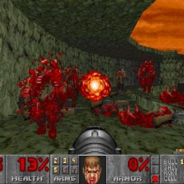 Doom 4 rerevealed as Doom beta access coming with new Wolfenstein -  Remember Doom the classic first-person shooter that invented a gaming genre? Though the franchise has taken some (considerable) time off in the past decade the latest iteration #videogamegenre #video #game #genre