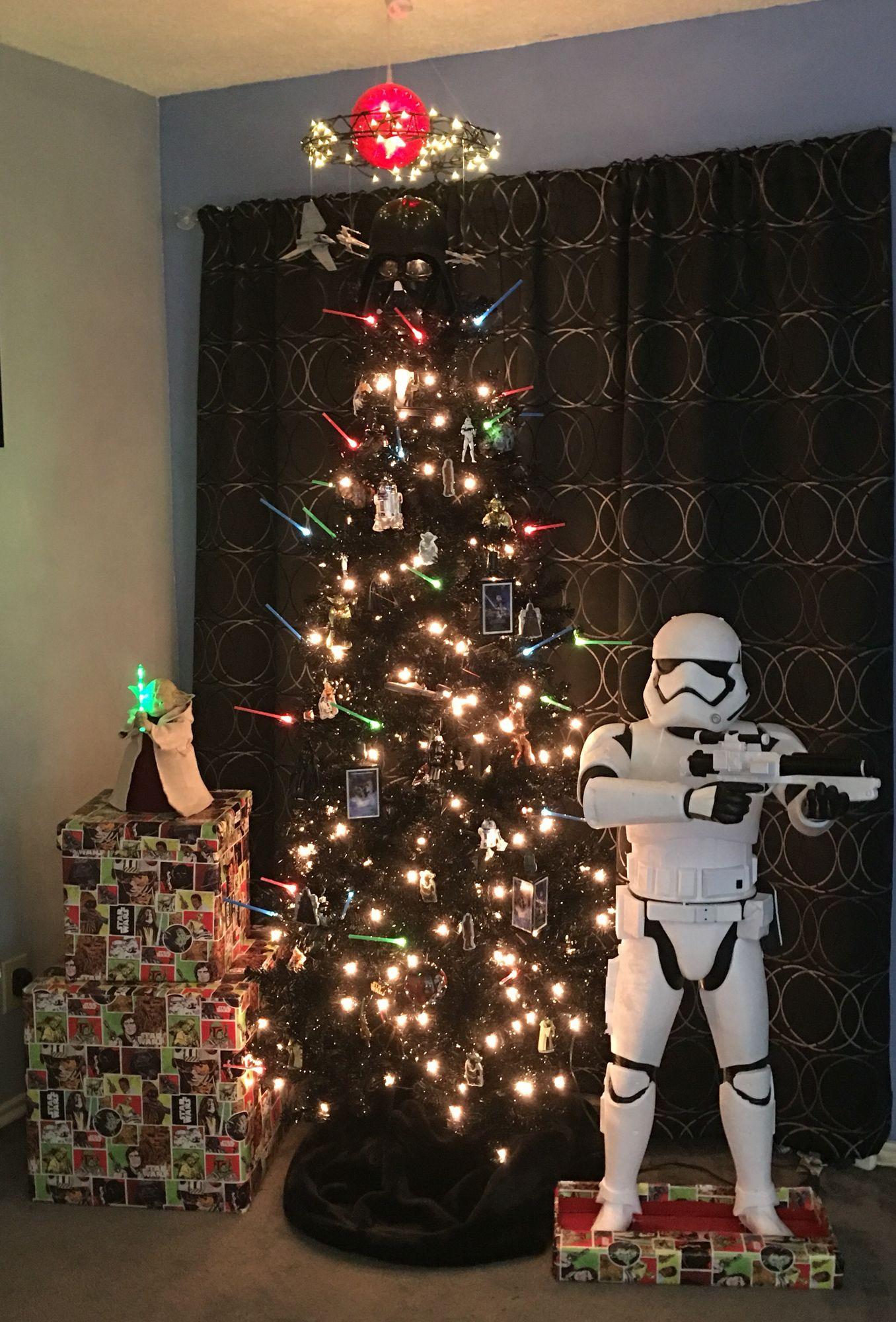 Star Wars Christmas Tree Flair San Antonio Decoracion