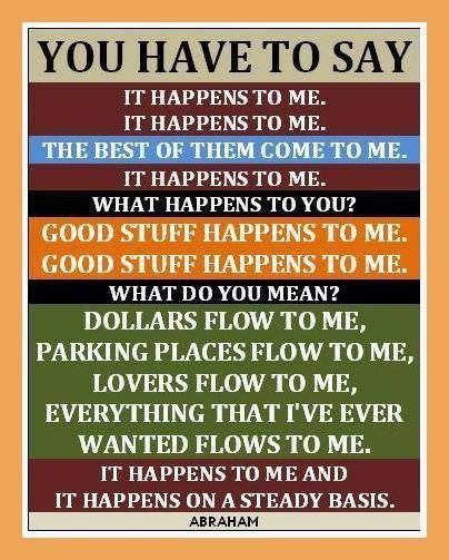 Pin By Jo Lewis On Affirmations & The Law Of Attraction ️