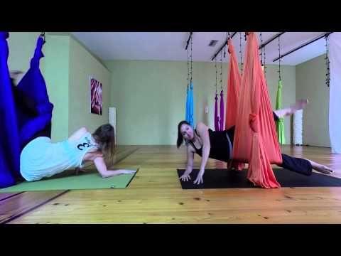 flying yin yoga 15 minute sequence w/ britt dienes