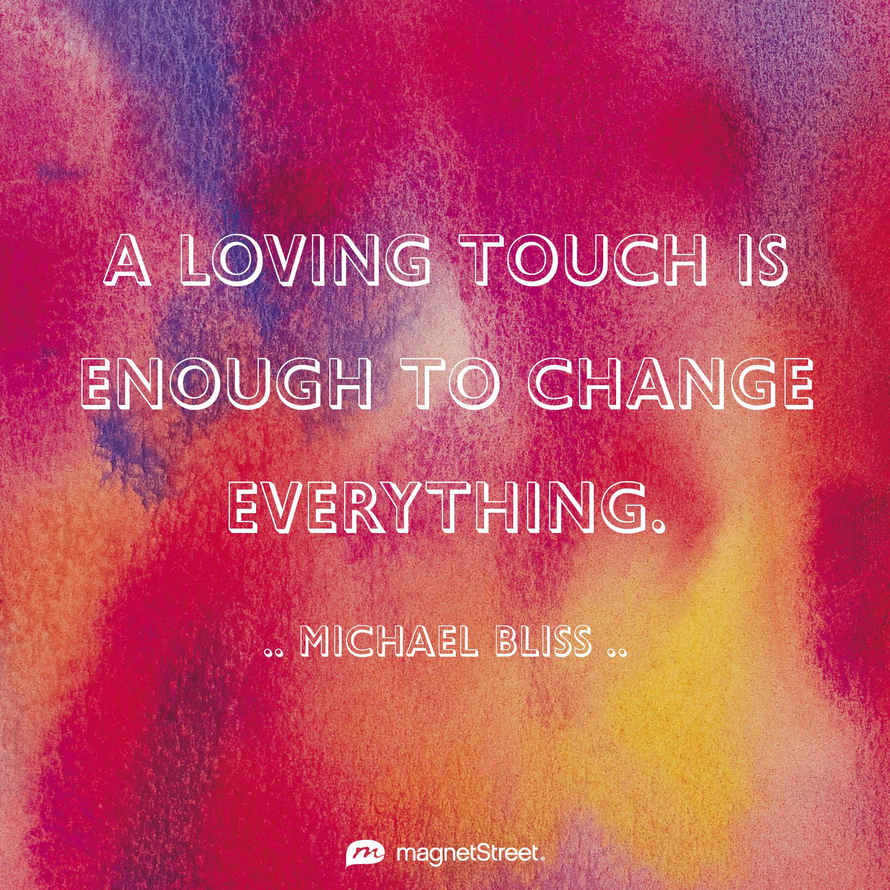 A loving touch is enough to change everything. | Words {Wedding ...