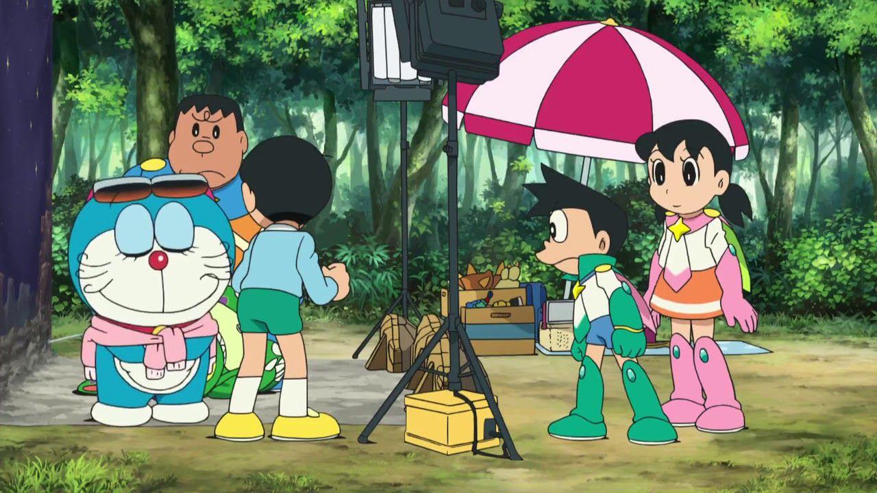 Ver Doraemon Y Los Heroes Espaciales Pelicula Completa Subtitulada En Espanol Doraemon Peliculas Completas Peliculas
