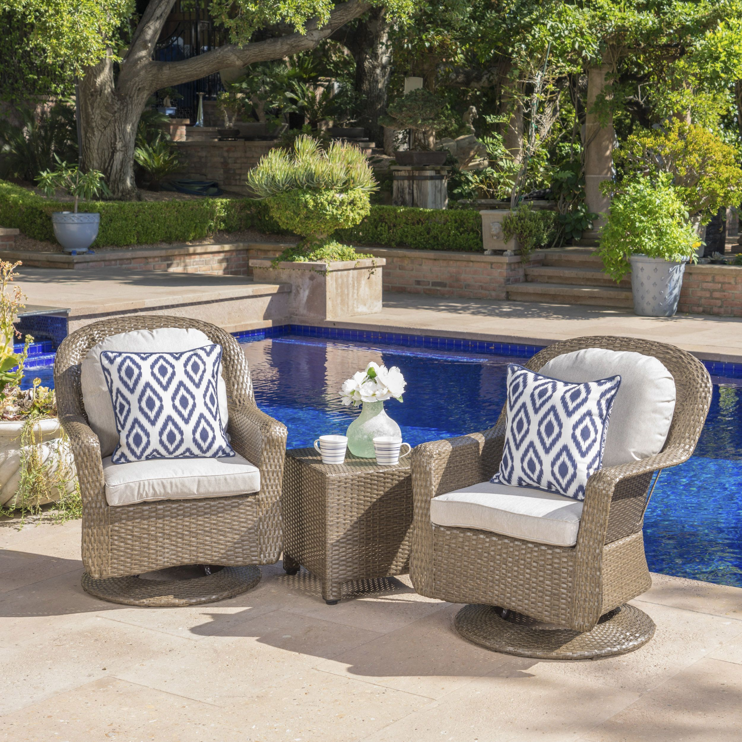 Buy Outdoor Sofas Chairs Sectionals Online At Overstock Our Best Patio Furniture Deals Lounge Chair Outdoor Patio Furniture Deals Swivel Club Chairs