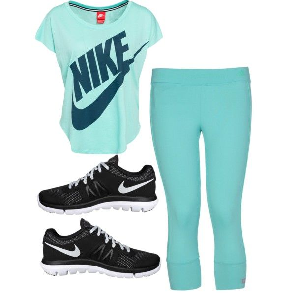 Untitled #21 by gracecute on Polyvore featuring polyvore, fashion, style, NIKE and adidas