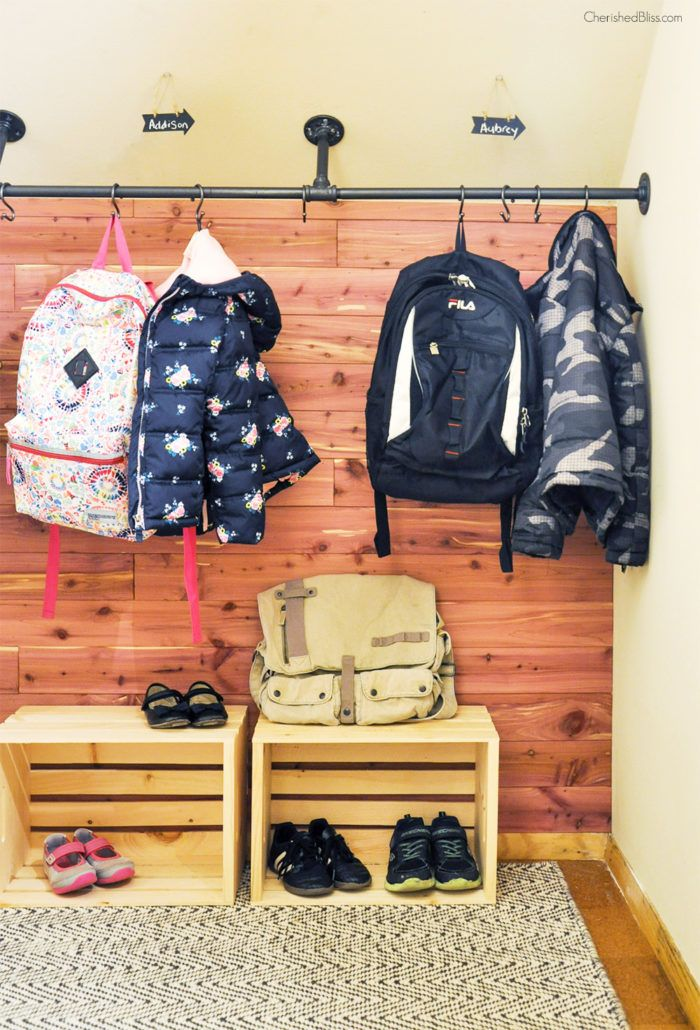 Easy One Day DIY Cedar Closet Makeover. With These Simple Tips You Can  Create A