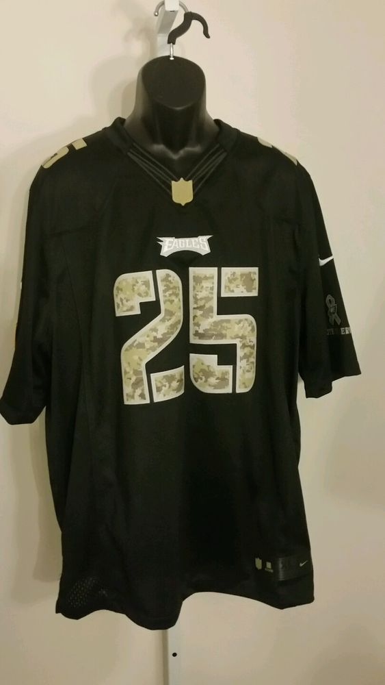 best sneakers 85abc 7d2fd NFL Philadelphia Eagles LeSean McCoy Nike Salute To Service ...