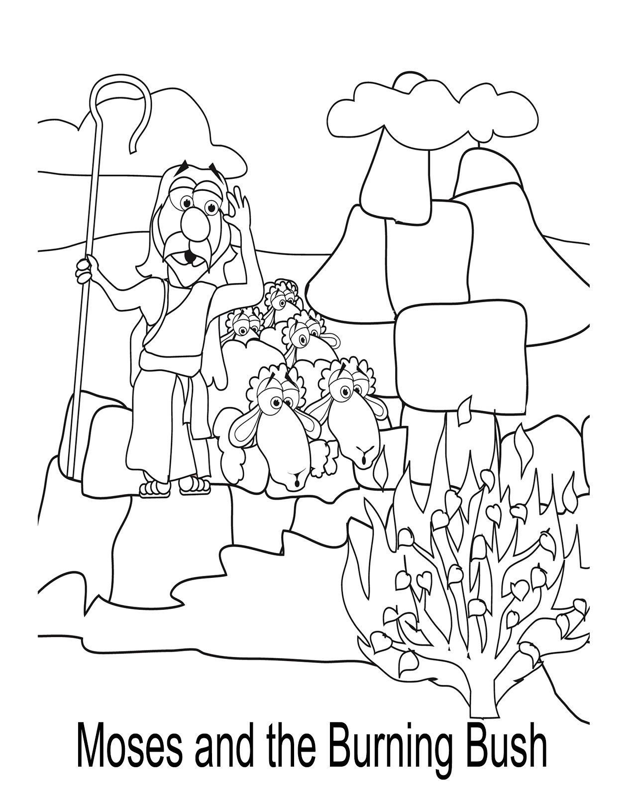 Mr Biblehead...coloring pages and other stuff | General Christian ...