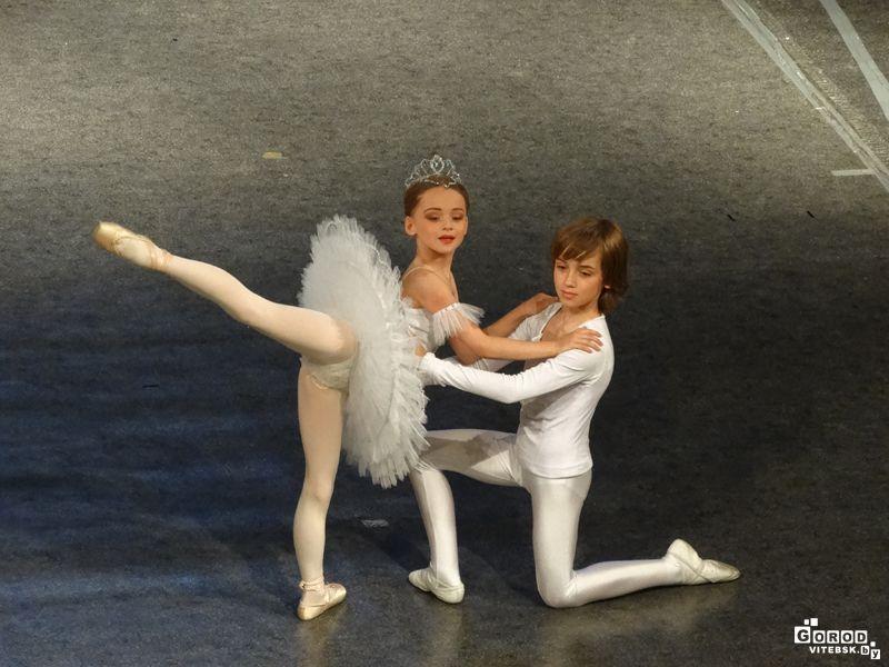Праздник балета «Спящая красавица» в Витебске starting