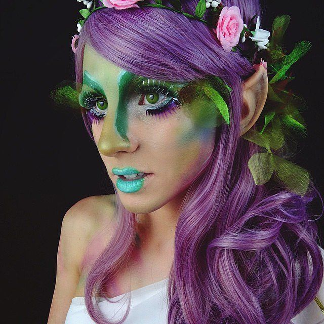 25 Ethereal Makeup Transformations to DIY Your Halloween \'Fairy ...