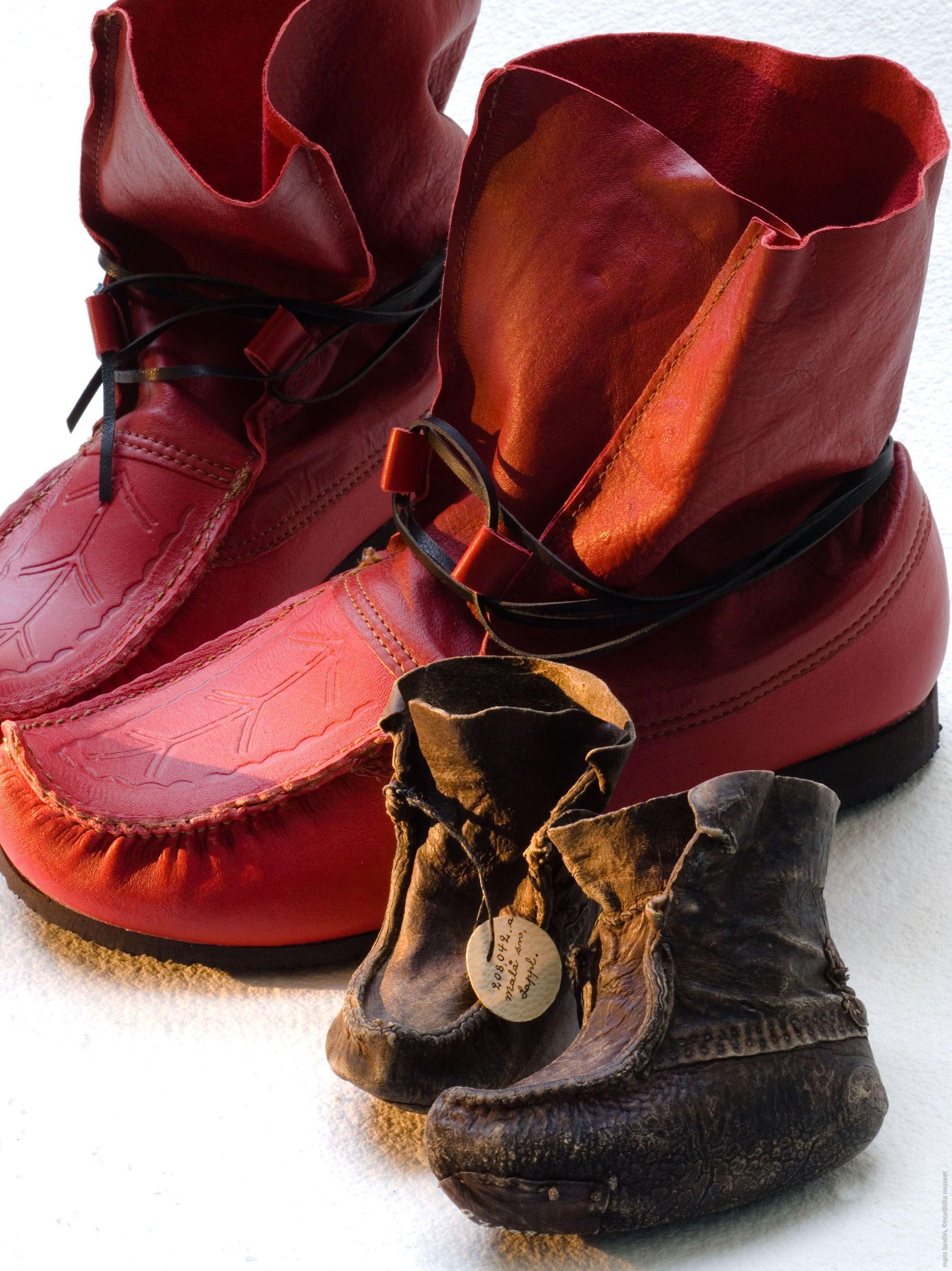 Sápmi в 2020 г | Обувь, Создание обуви
