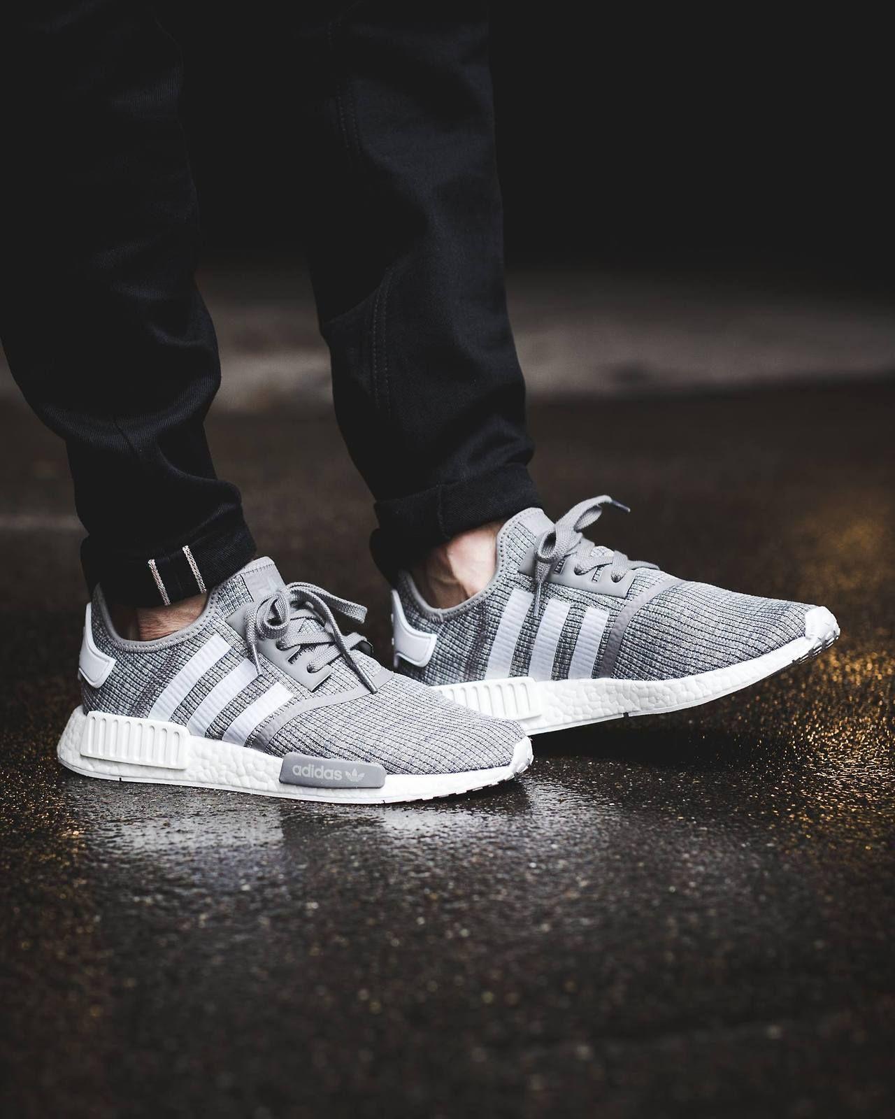 adidas NMD_R1 BB2886 (via Kicks ) Adidasy męskie  Sneakers men