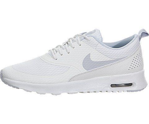 Nike Womens Air Max Thea TXT White Synthetic Trainers 85 US Click