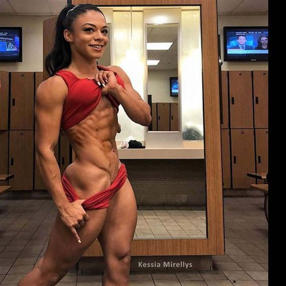 Apologise, but body building woman sexy