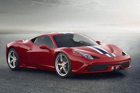 Ferrari 458 Speciale (2013)