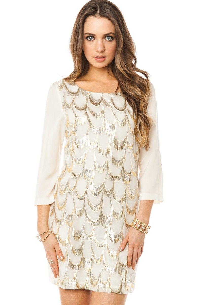 ShopSosie Style : Gatsby Shift Dress   My Future Closet   Pinterest