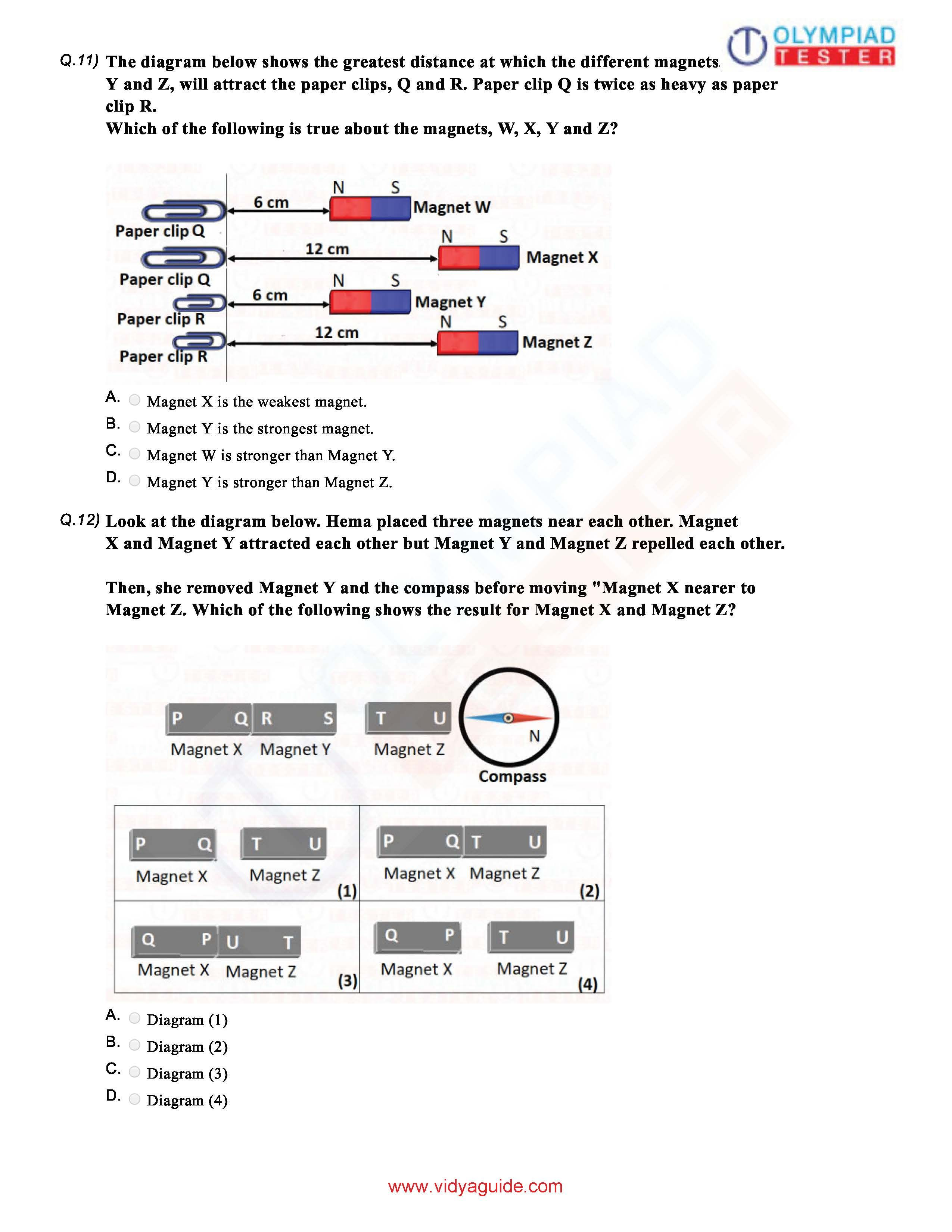 All About Magnets Worksheet   Printable Worksheets and Activities for  Teachers [ 3300 x 2550 Pixel ]