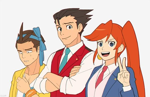 Evidence Presented Without Comment Phoenix Wright Ace Attorney Phoenix Wright Ace Attorneys