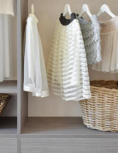 Les Erreurs A Eviter Dans Le Dressing Dressing Dressing Rangement Vetement Et Rangement