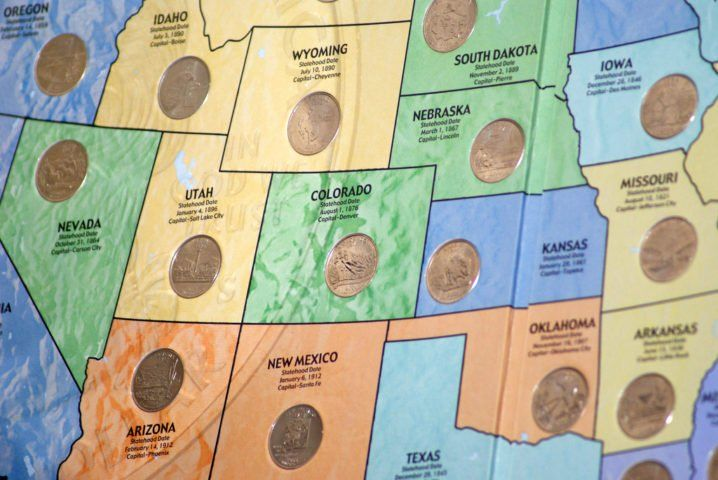 state coin map