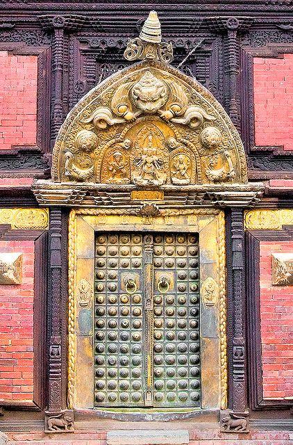 Nepal, Patan, Palace, 17th century