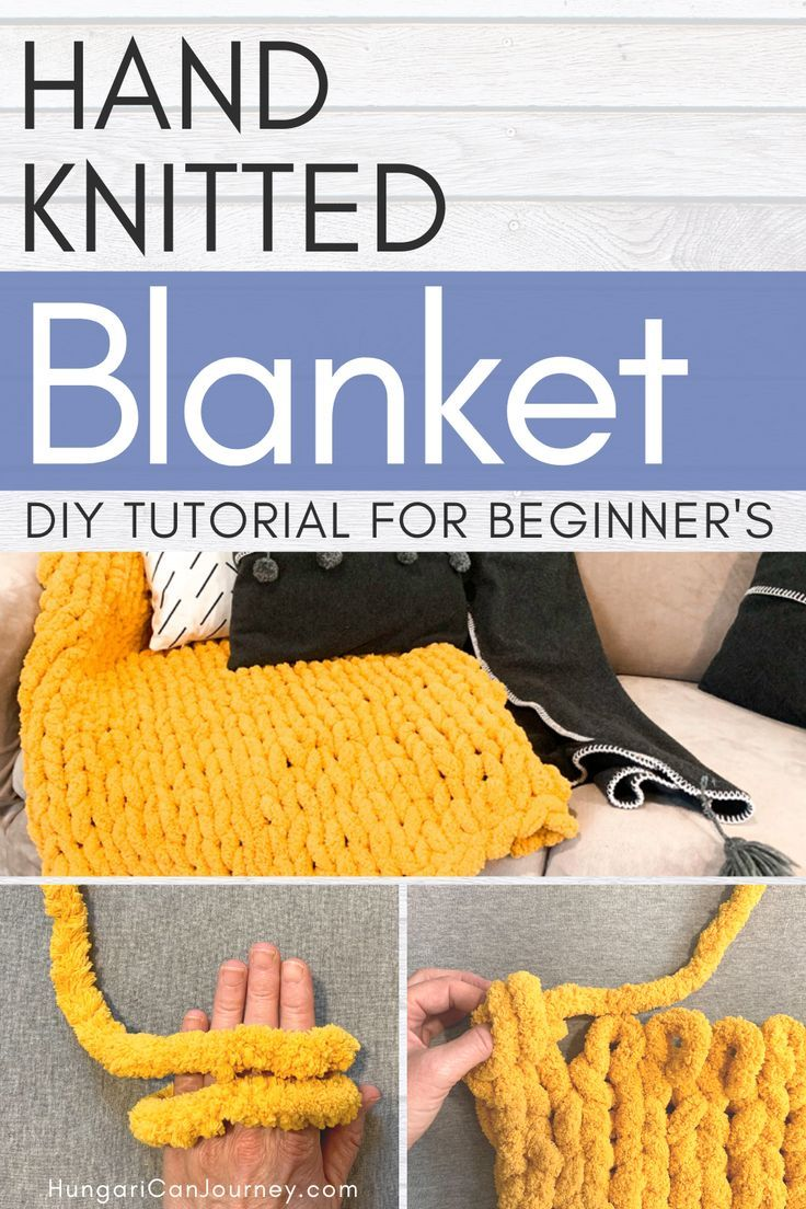 Photo of Easiest hand knitted blanket DIY for beginners – Learn to create beautiful things