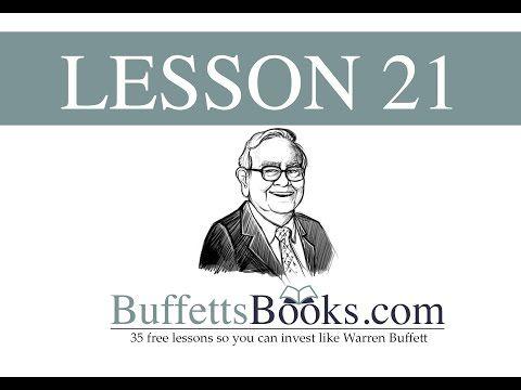 warren buffett intrinsic value