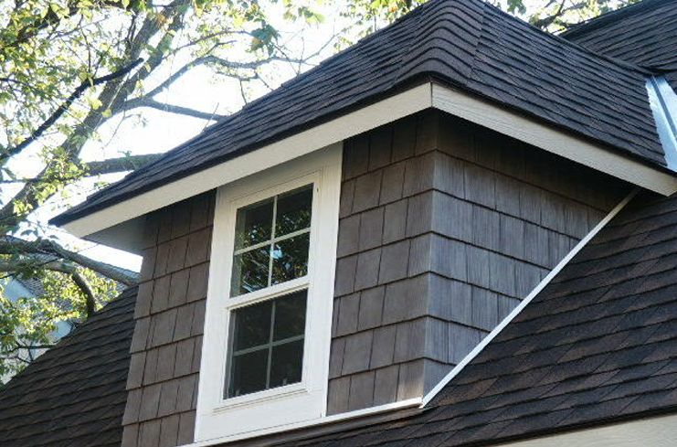 Best Mitten Cedar Look Shakes House Siding Shake Siding 640 x 480