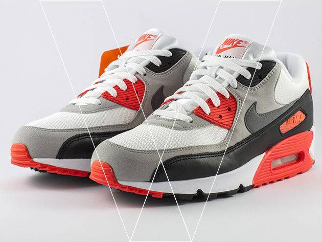 How to spot Fake Nike Air Max 90's | Nike air max 90s, Nike
