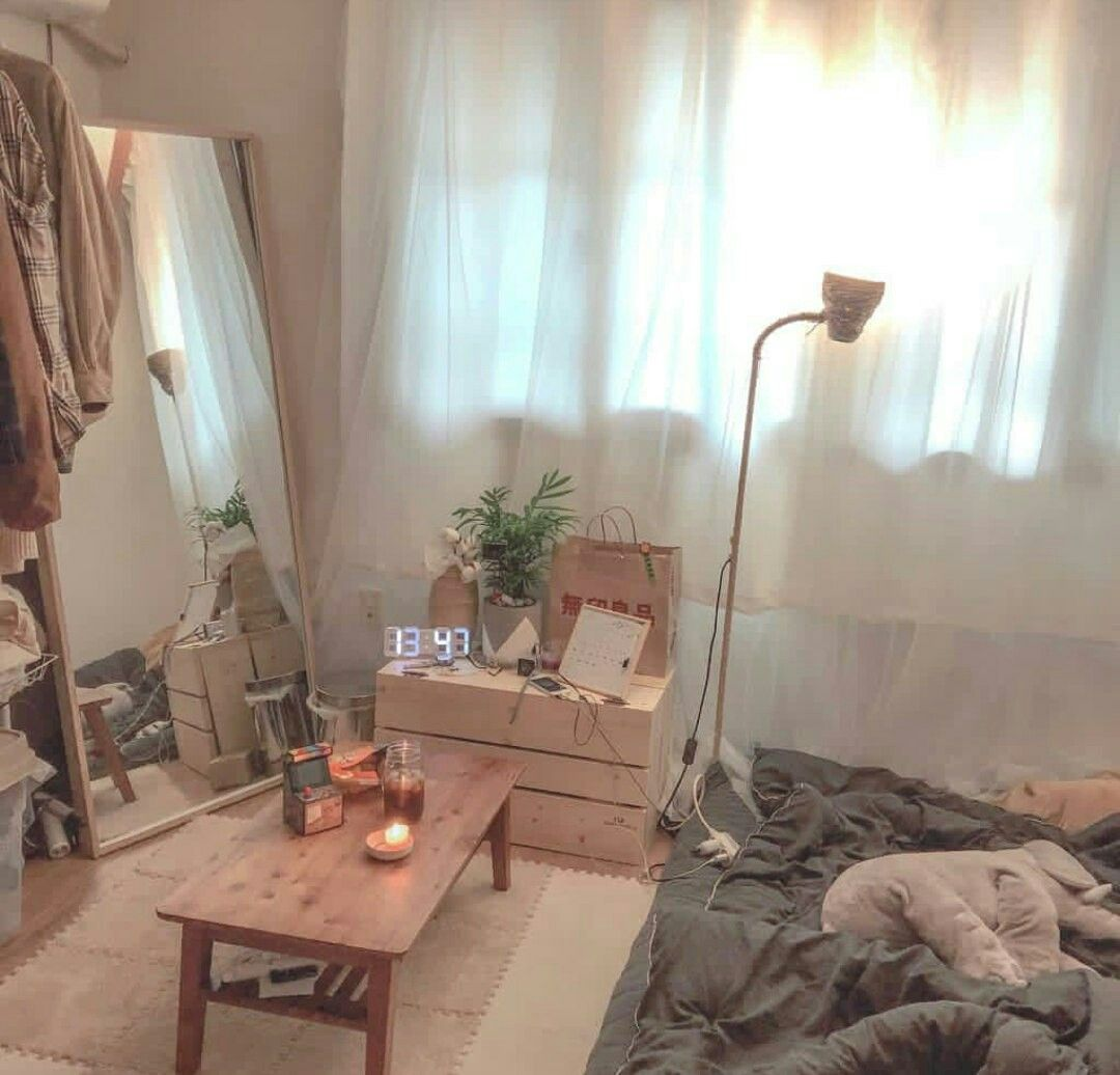 Pin by E Claire on Room Ideas | Small room bedroom, Cozy ... on Room Decor Paredes Aesthetic id=70865
