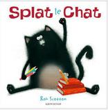 L'album Splat le chat