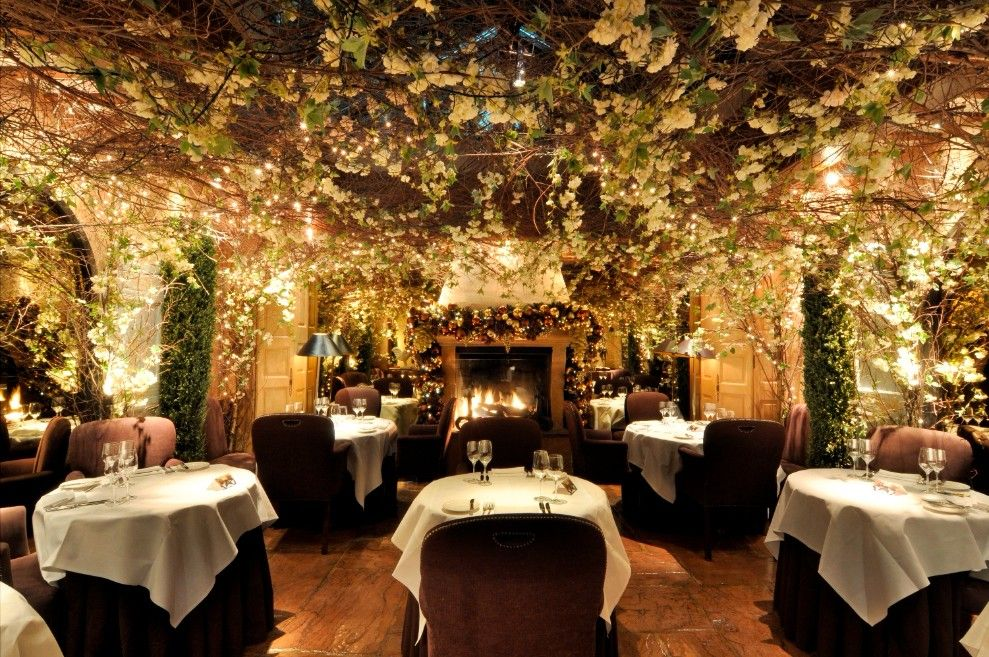 The Most Romantic Restaurants In London To Make Someone Fancy You