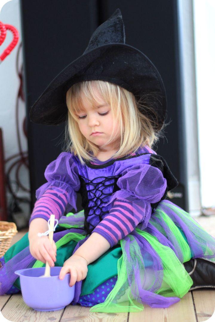 Lille sød heks