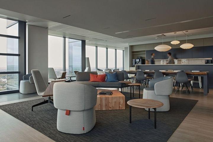 High Quality Inter Pipeline Office By Martensgroup Interior Design Studio, Calgary U2013  Canada » Retail Design Blog