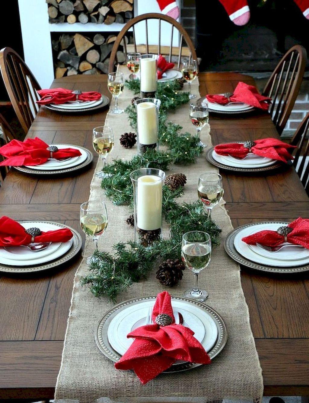83 Diy Christmas Decor Ideas For The Home Christmas Table Centerpieces