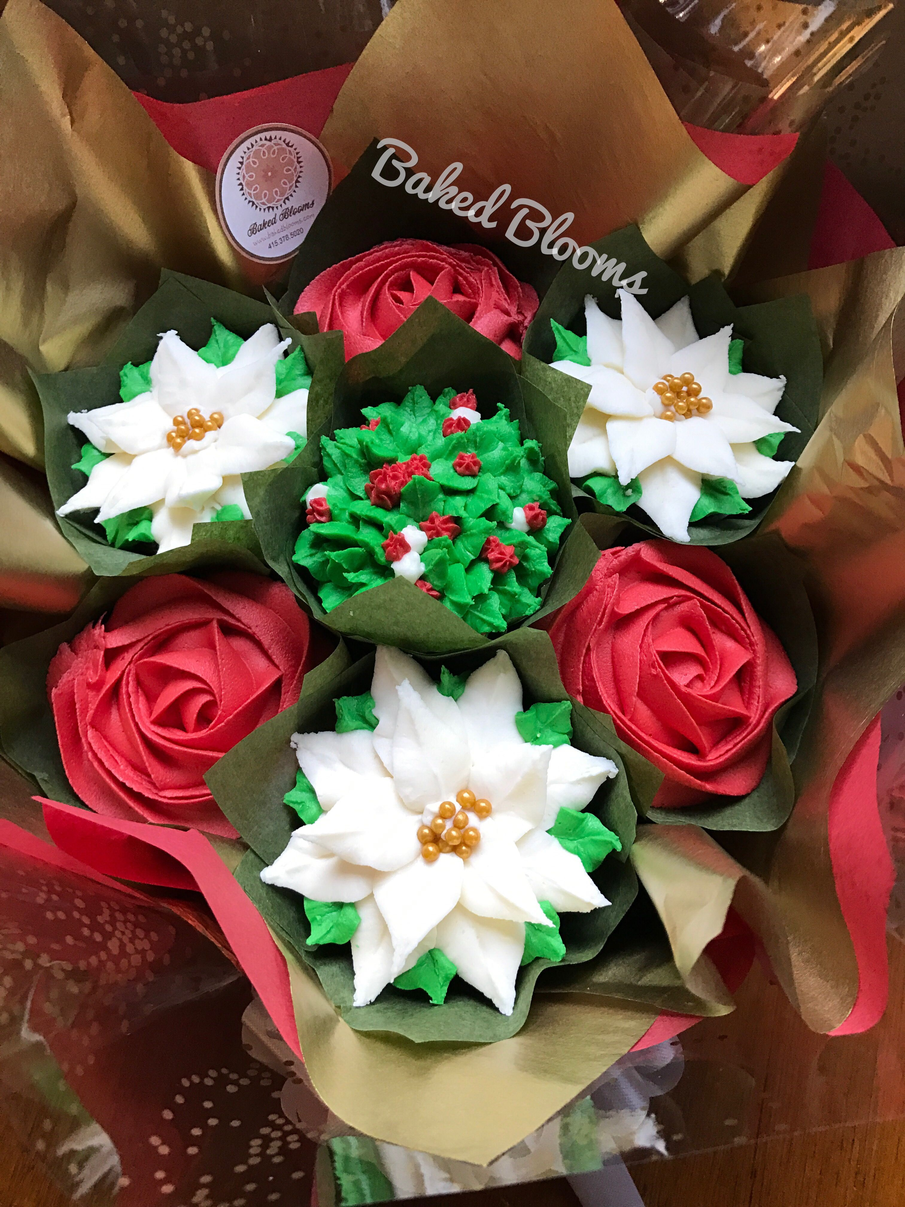 Small festive bouquet bakedblooms baked blooms pinterest small festive bouquet bakedblooms izmirmasajfo