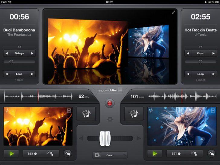 vjay App iTunes App By algoriddim FreeApps.ws in 2019