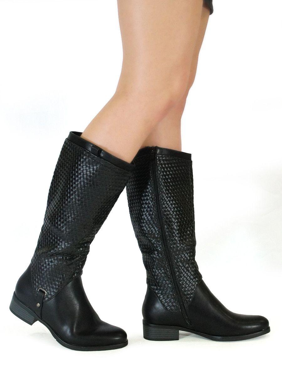 Classic Urban Boots - Black