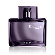Excite Force for man. Eau de Toilette.
