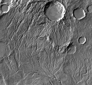G.A.B.I.E.: Valles marcianos podrían haber sido formados por m...