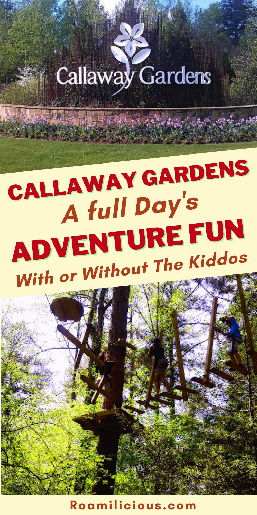 Callaway Gardens A Full Day S Adventure Fun Callaway Gardens Travel Fun Pine Mountain Georgia
