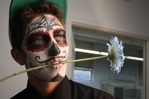 day of the dead Tumblr Halloween and Costumes Pinterest - halloween costume ideas tumblr