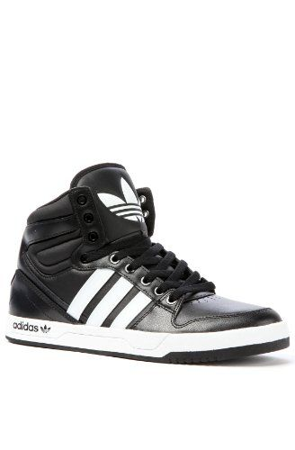 half off 71254 46dfd adidas Court Attitude Men Shoes Sneakers BlackRunning White Q32944 (SIZE  8)