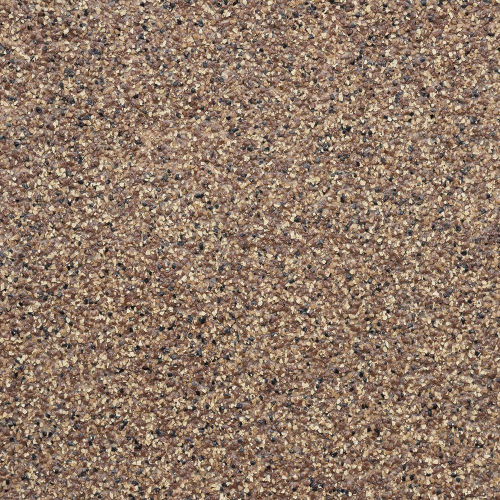 Behr Premium 1 Gal Tan Granite Grip Decorative Flat Interior Exterior Concrete Floor Coating 65501 The Home Depot In 2020 Concrete Floor Coatings Exterior Concrete Paint Diy Driveway