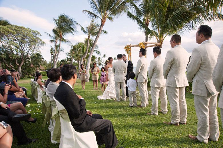 All Inclusive Oahu Wedding Venue And Reception Packages