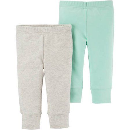 dc73c226a05c Child of Mine by Carter s Newborn Baby Neutral 2 Pack Pant