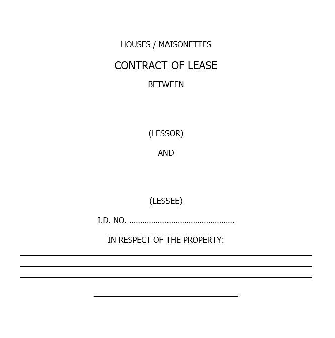 Restaurant Lease Agreement Stationary Templates Pinterest - business lease agreement