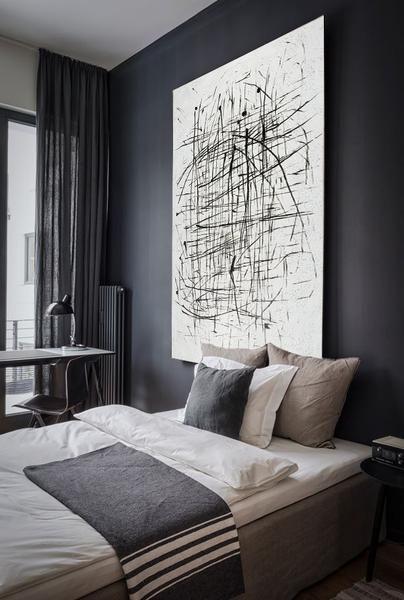 Vertical Minimal Art Mn305b Room Paint Colors Interior Paint Living Room Paint Minimalist white gray room paint